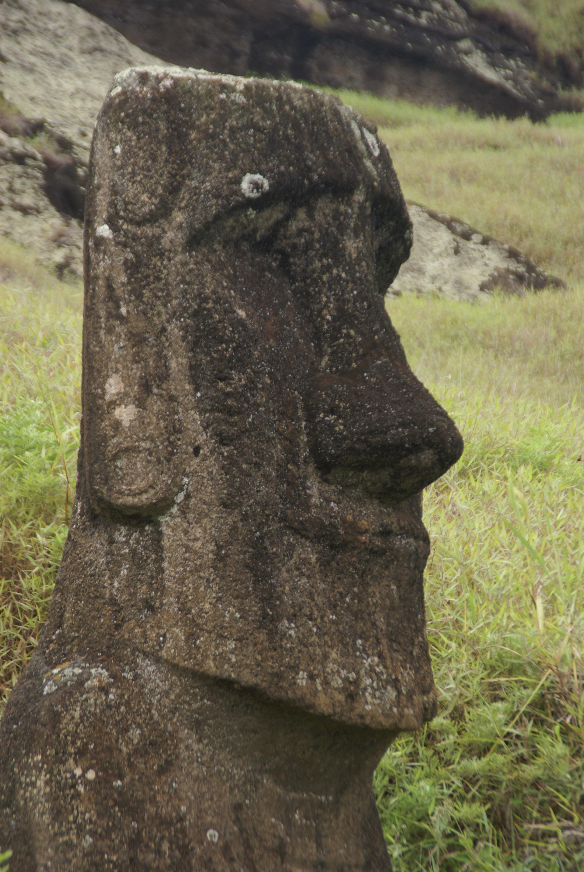 Easter island overlanding family