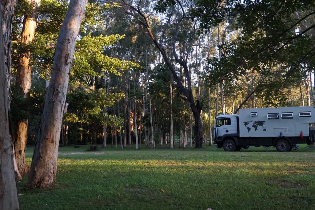 Cape Kimberley, Daintree Rainforest